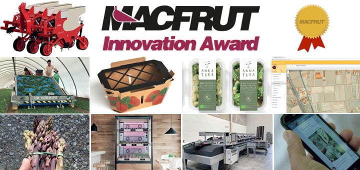 Macfrut Innovation Award