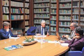 Carlo Lambro intervistato da L Informatore Agrario e MAD - Macchine Agricole Domani