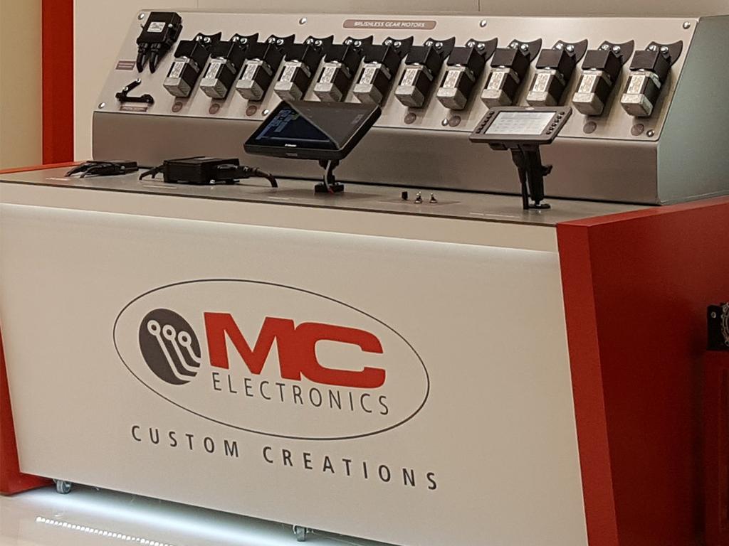 MC Elettronica - sistema ESD