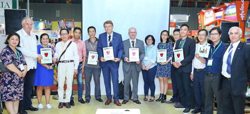Presentazione Macfrut in Vietnam
