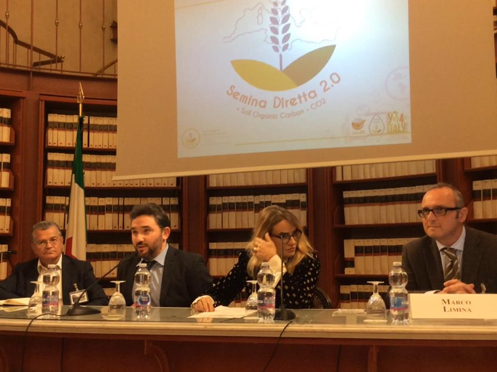 Desertificazione semina diretta 2 0 chiede un tavolo di for Diretta camera deputati