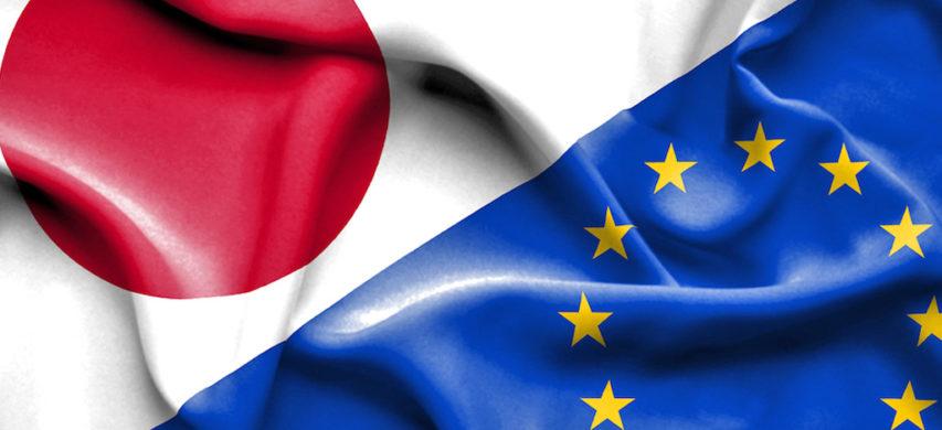 Giappone UE