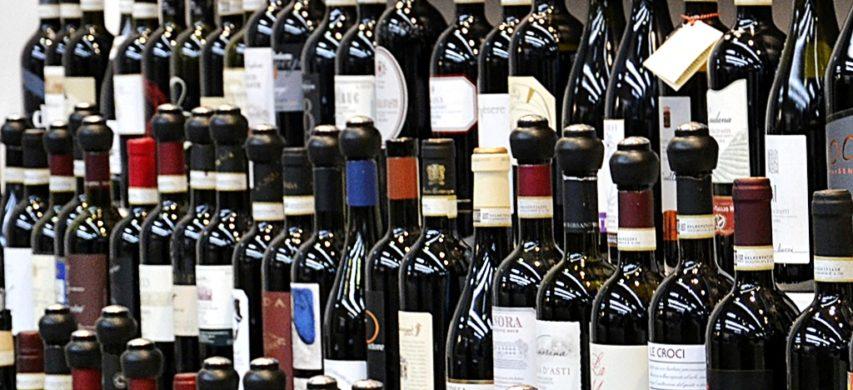 bottiglie vinitaly