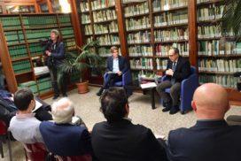 Paolo De Castro ospite de L'Informatore Agrario