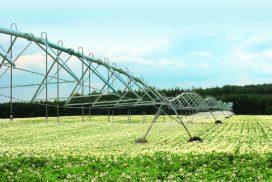 irrigazione a pivot