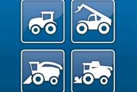 Macchine agricole grafica