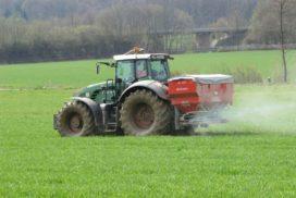 Fertilizzazione azotata