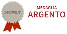 Macfrut medaglia d'argento