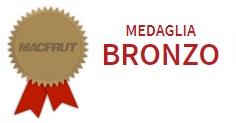 Macfrut medaglia di bronzo