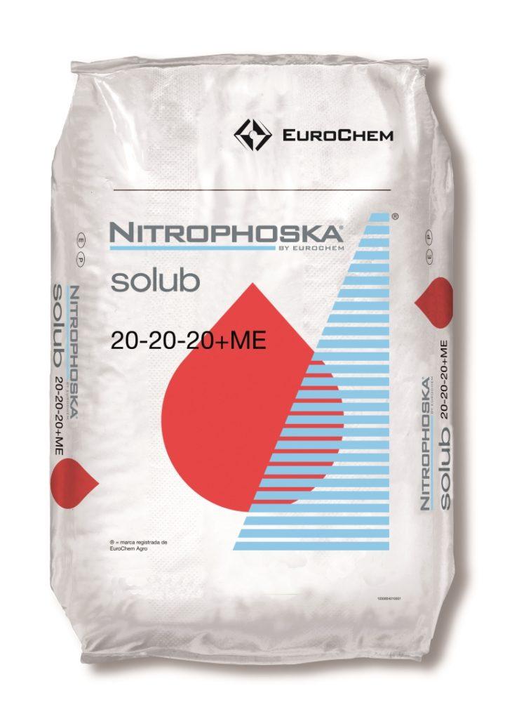 Nitrophoska Solub di Eurochem