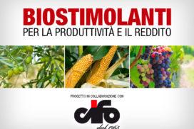 Biostimolanti - progetto con CIFO