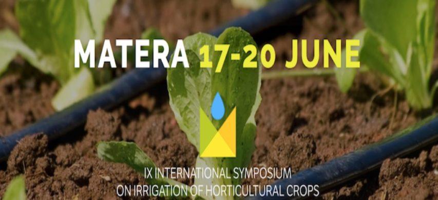 irrigation matera