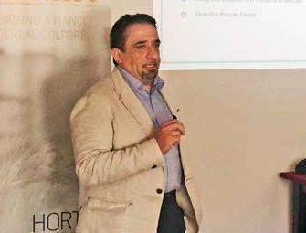Franco Lipparini direttore generale di Semetica
