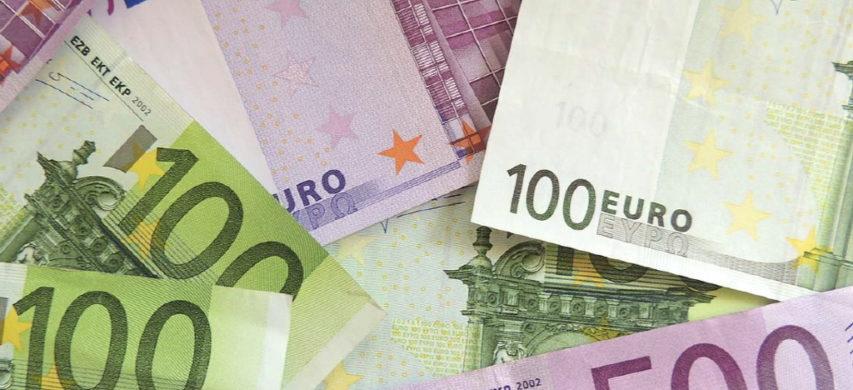 euro banconote