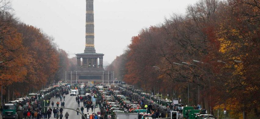 protesta berlino