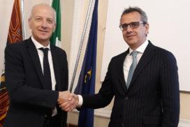 Giuseppe Pan e Marco Marrone