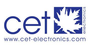 Cet Electronics logo