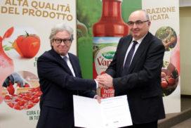 Maurizio Gardini e Stefano Crea