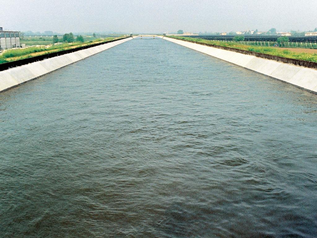 Siccità: il Canale Emiliano-Romagnolo anticipa l'irrigazione - L ...