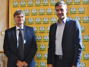 Mario Enrico Pè ed Ettore Prandini