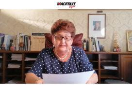 Teresa Bellanova inaugura Macfrut Digital