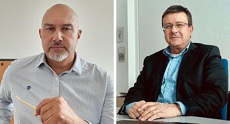 Flavio Lupato e Renato Lama - Koppert