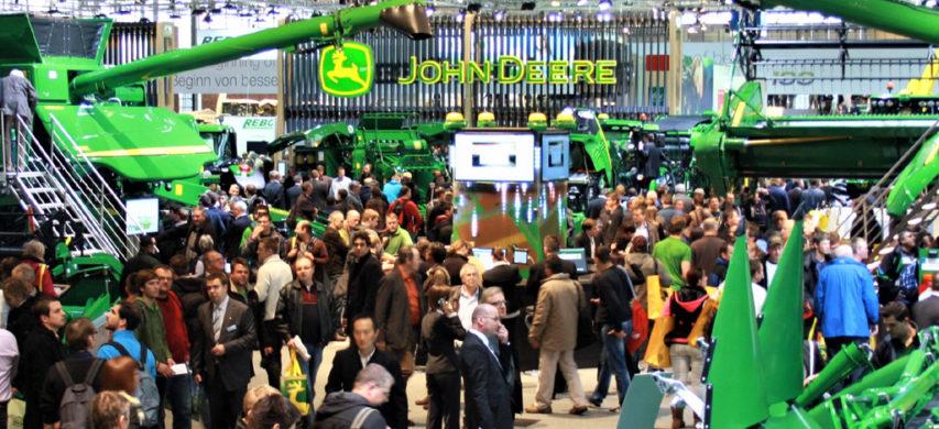 John Deere Agritechnica