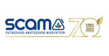 Logo Scam 70 anni
