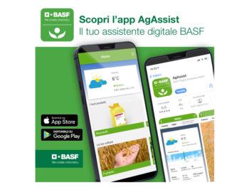 app AgAssist Basf