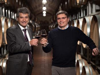 Luigi Turco e Luca Degani